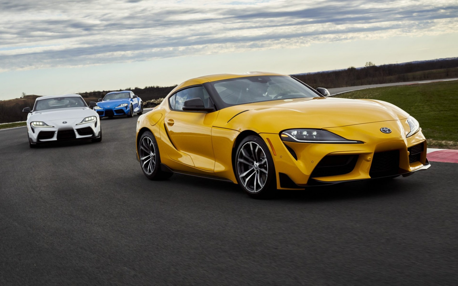 2021 toyota gr supra more power and a turbo four  the