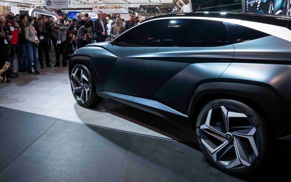 Le futur Hyundai Tucson pourrait ressembler à ça - Guide Auto