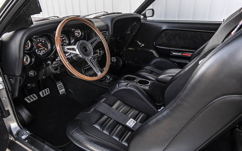 Voici Hitman, une Ford Mustang 1969 de 1000 chevaux! 410594_Ford_Mustang