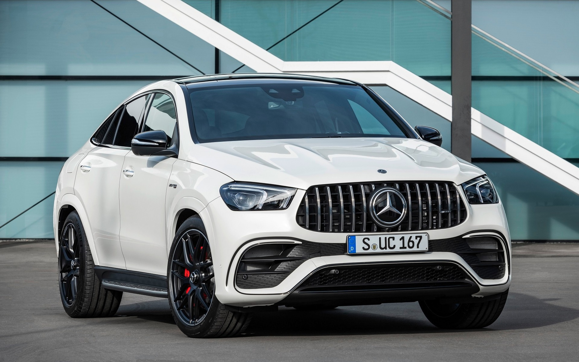 Mercedes Amg Cranks Gle Coupe Up To 603 Horsepower The Car Guide