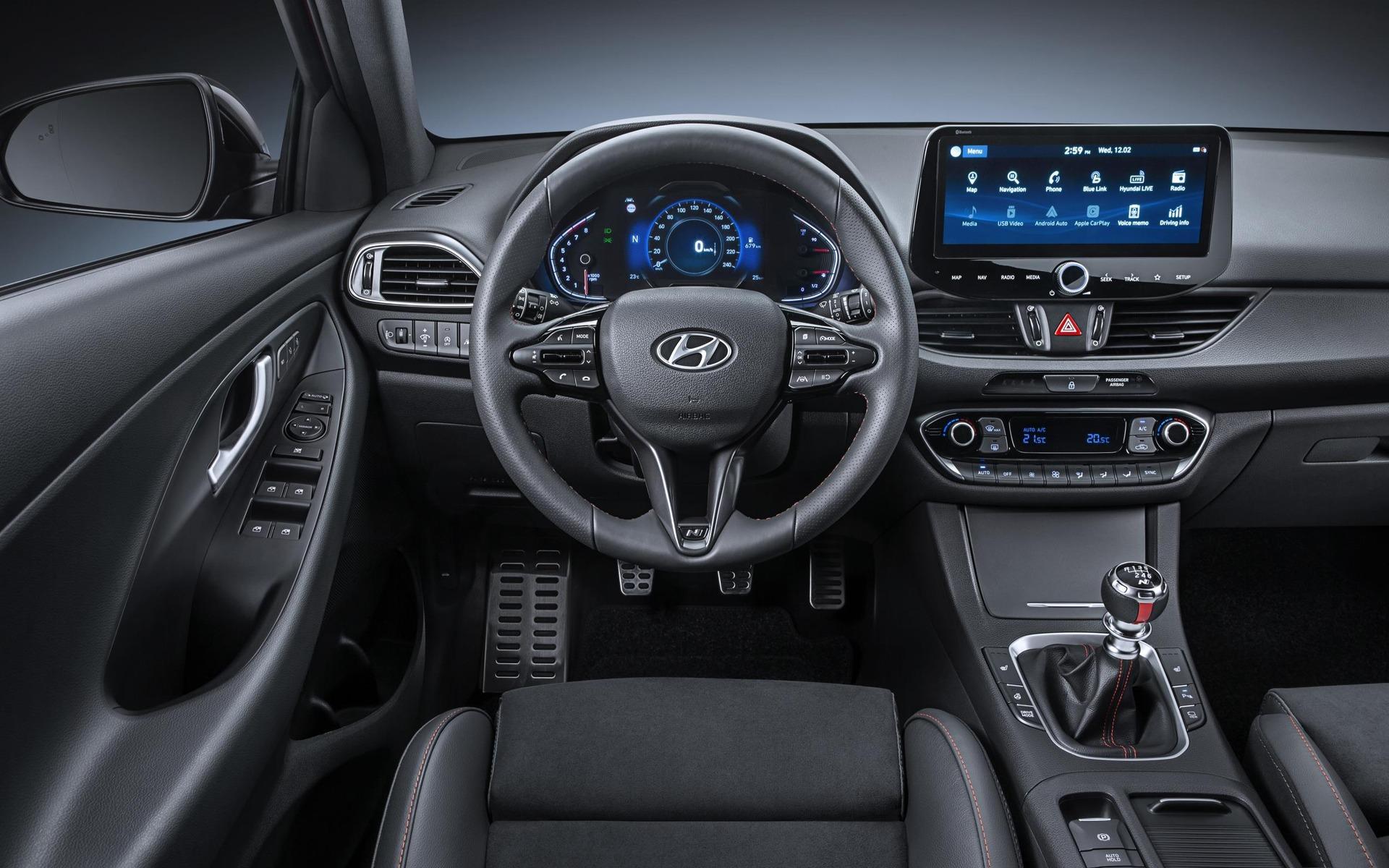 2021 Hyundai Elantra Gt Concept