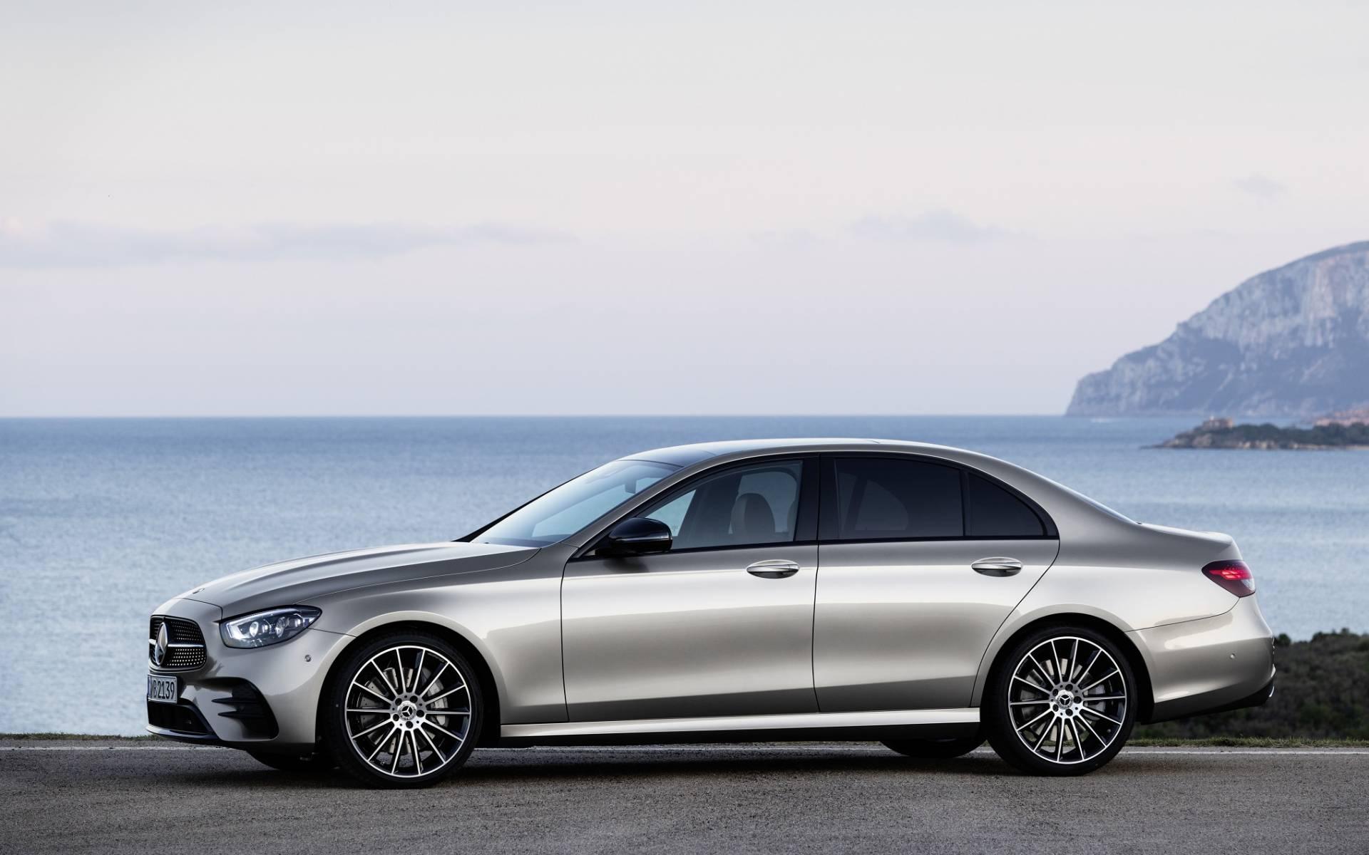 La Mercedes Classe E 2021 Arrive Et Se Prend Pour Un Vus Guide Auto