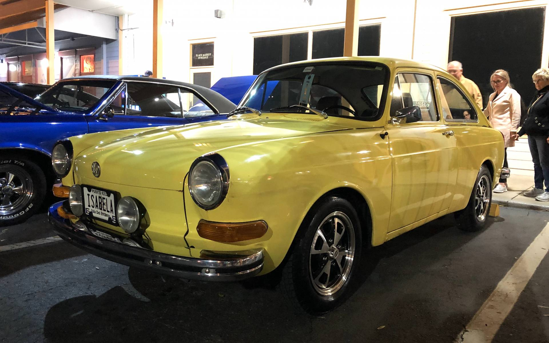 <p><strong>Volkswagen Type 3</strong></p>