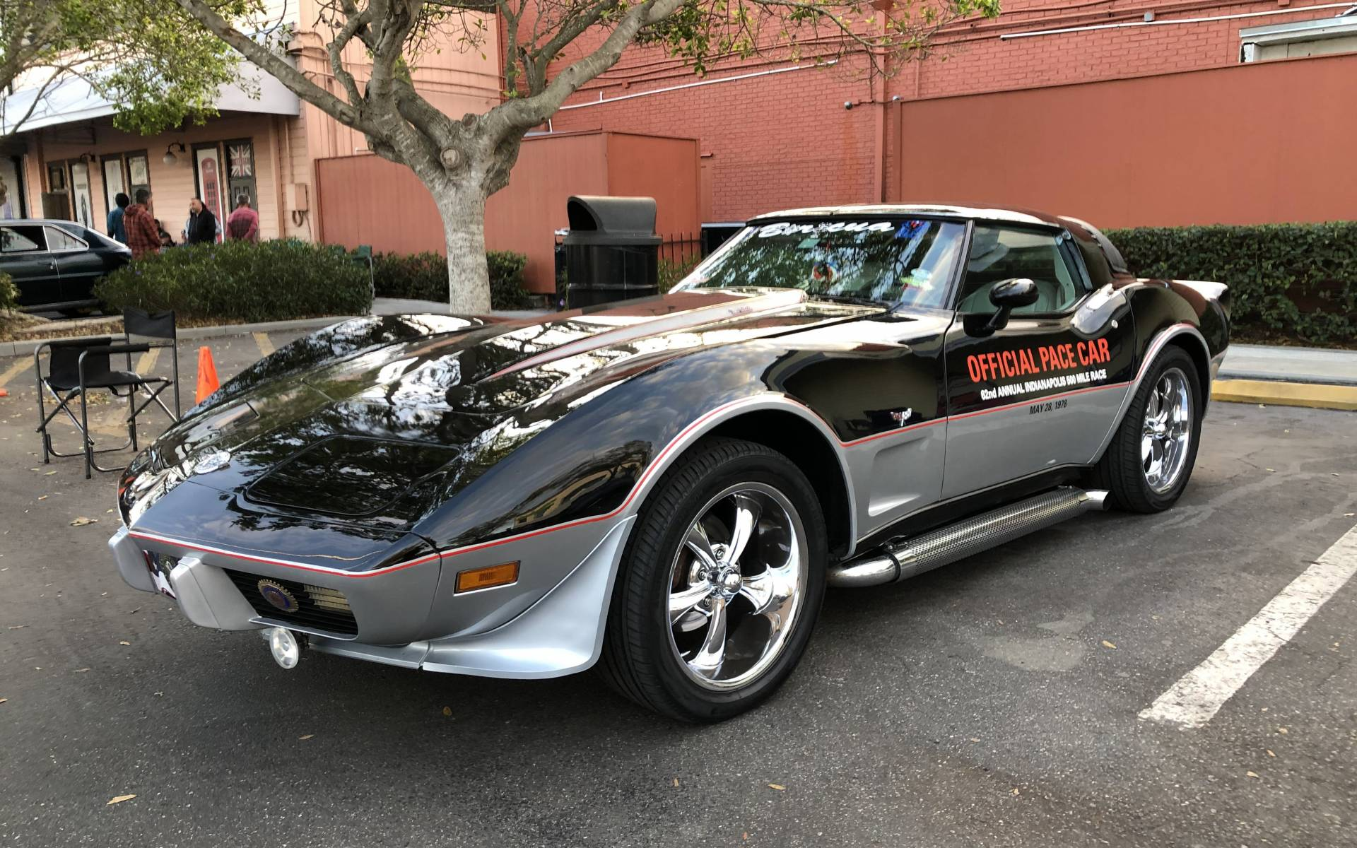 <p><strong>Chevrolet Corvette 1978</strong></p>