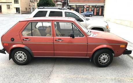 This 1980 Volkswagen Rabbit For Sale Has No Wrinkles And A Great Price The Car Guide