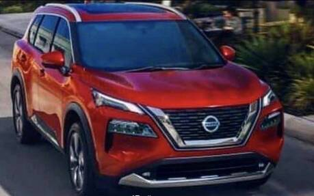 Leaked Pictures Show All New 2021 Nissan Rogue Before Fall Launch The Car Guide