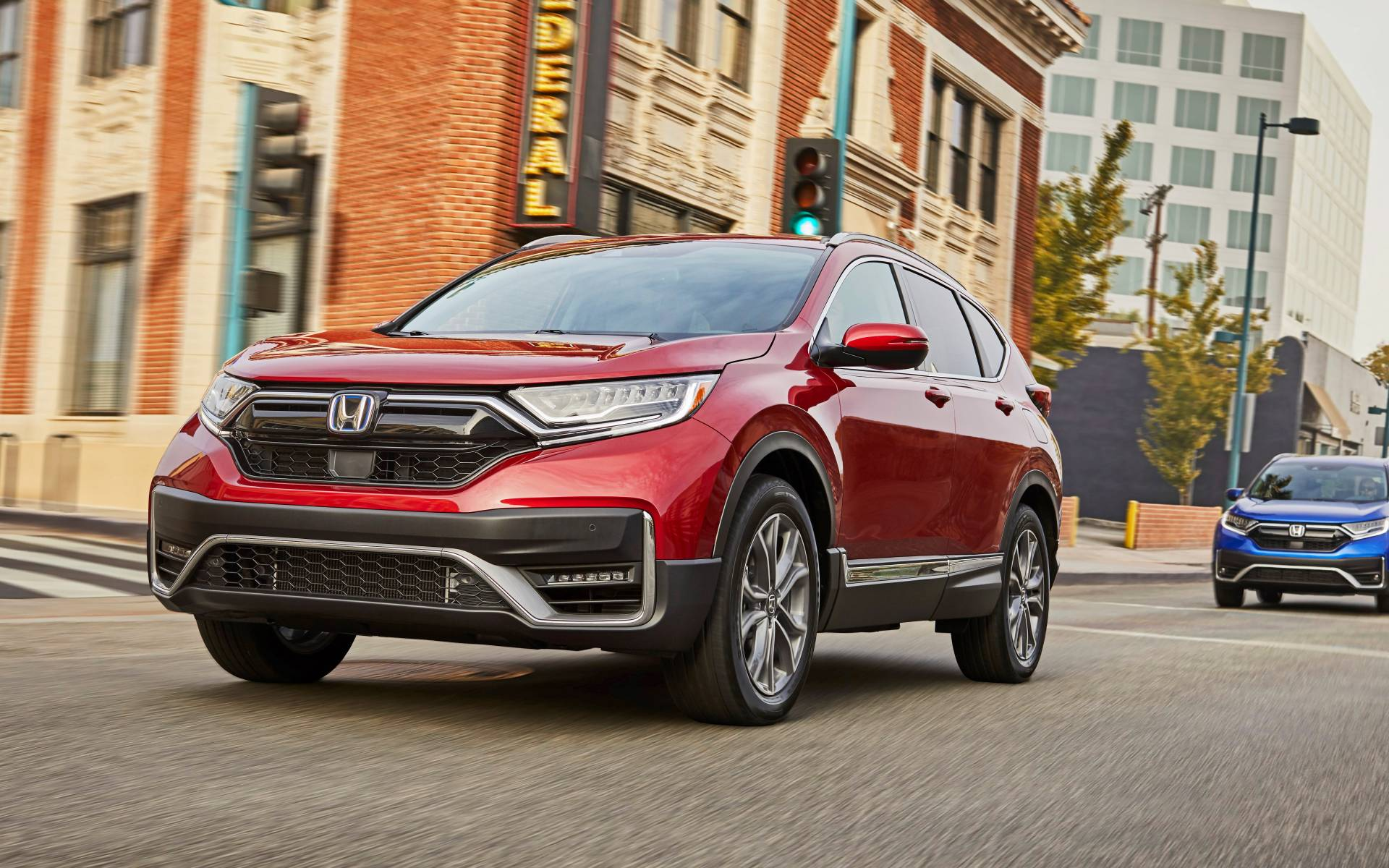 2020 Honda Cr V You Can T Go Wrong The Car Guide