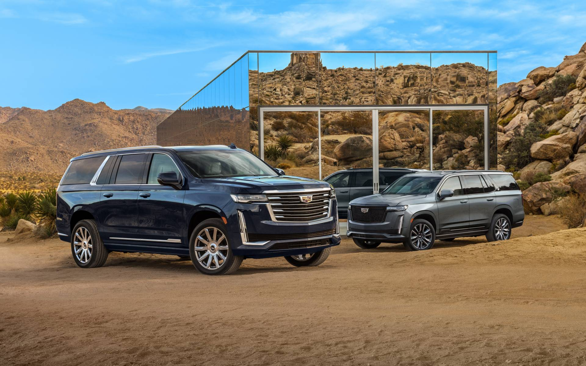 2021 cadillac escalade pricing and equipment details