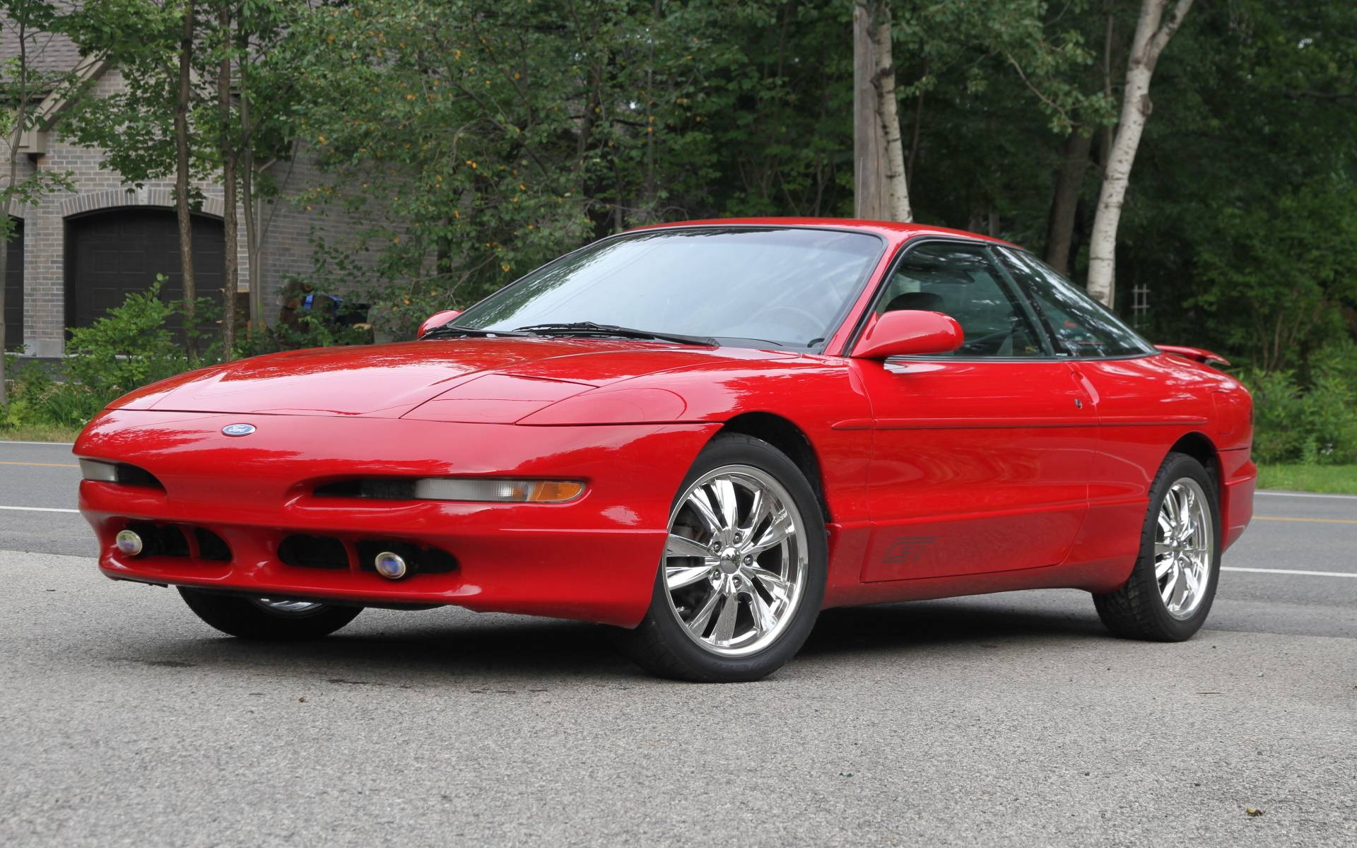 <p>Ford Probe GT 1993</p>