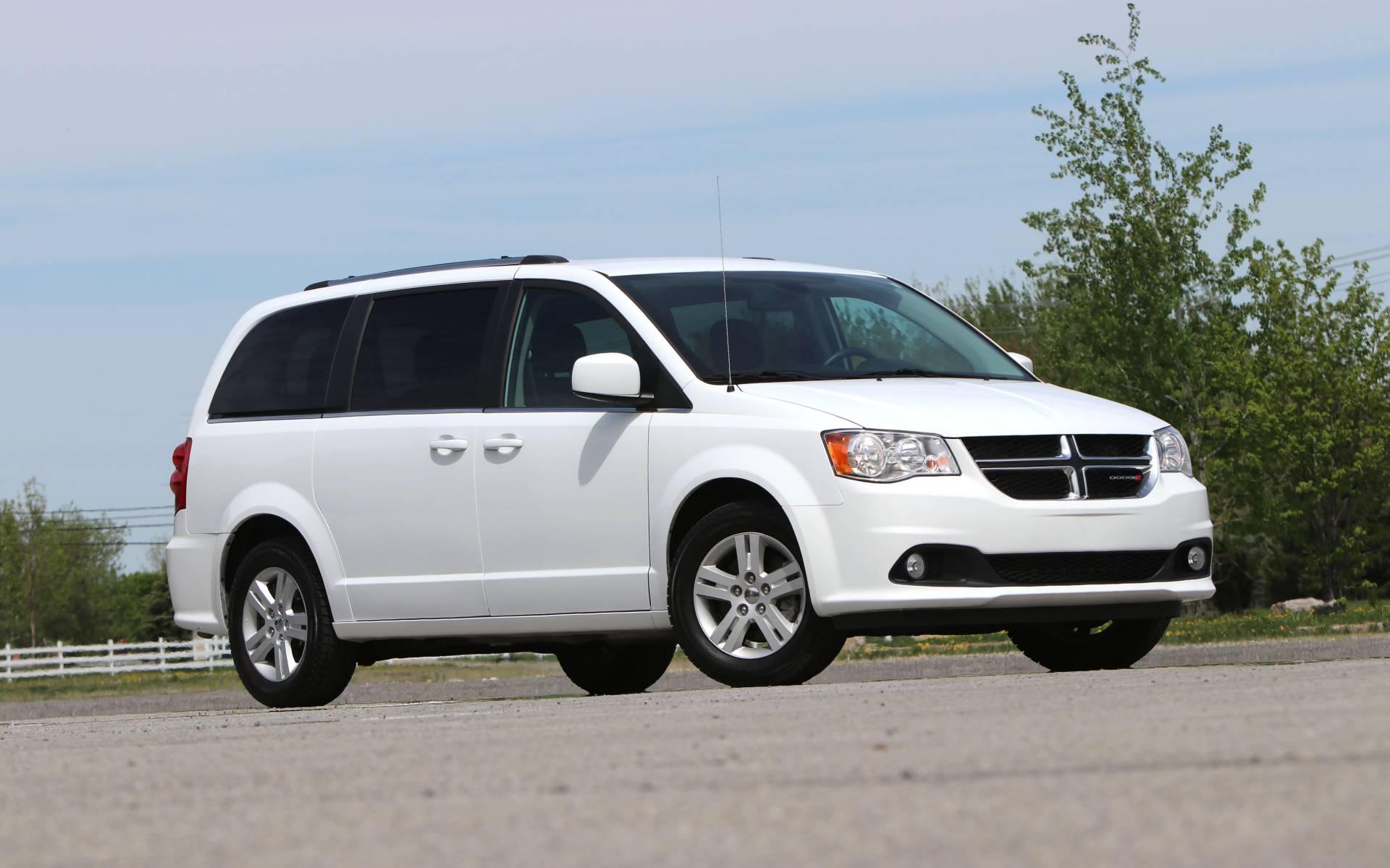 dodge grand caravan 2020 0 financing 1 Dodge Grand Caravan: One Last Time - The Car Guide