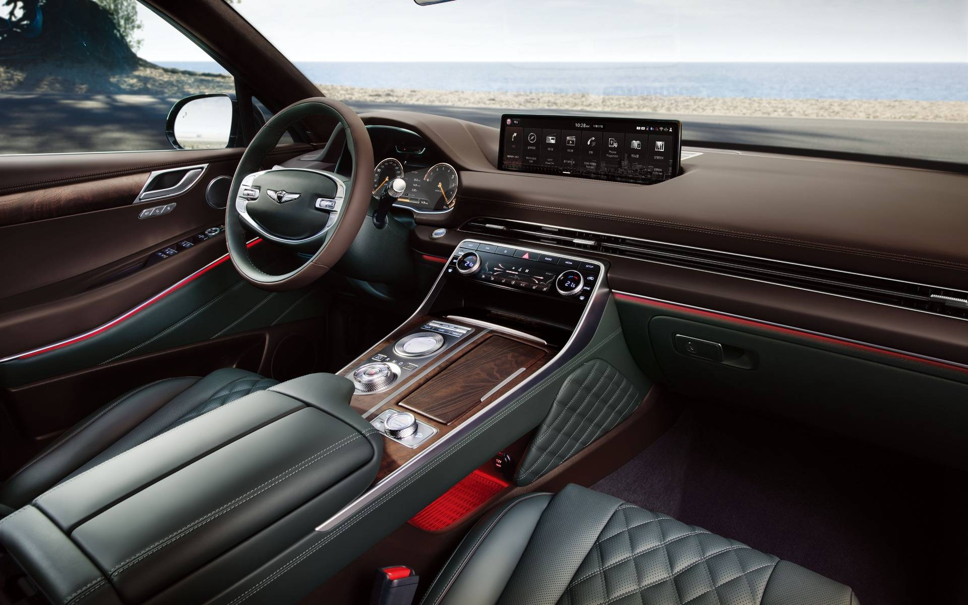 2021 Genesis Gv80 Canadian Pricing Is Announced The Car Guide