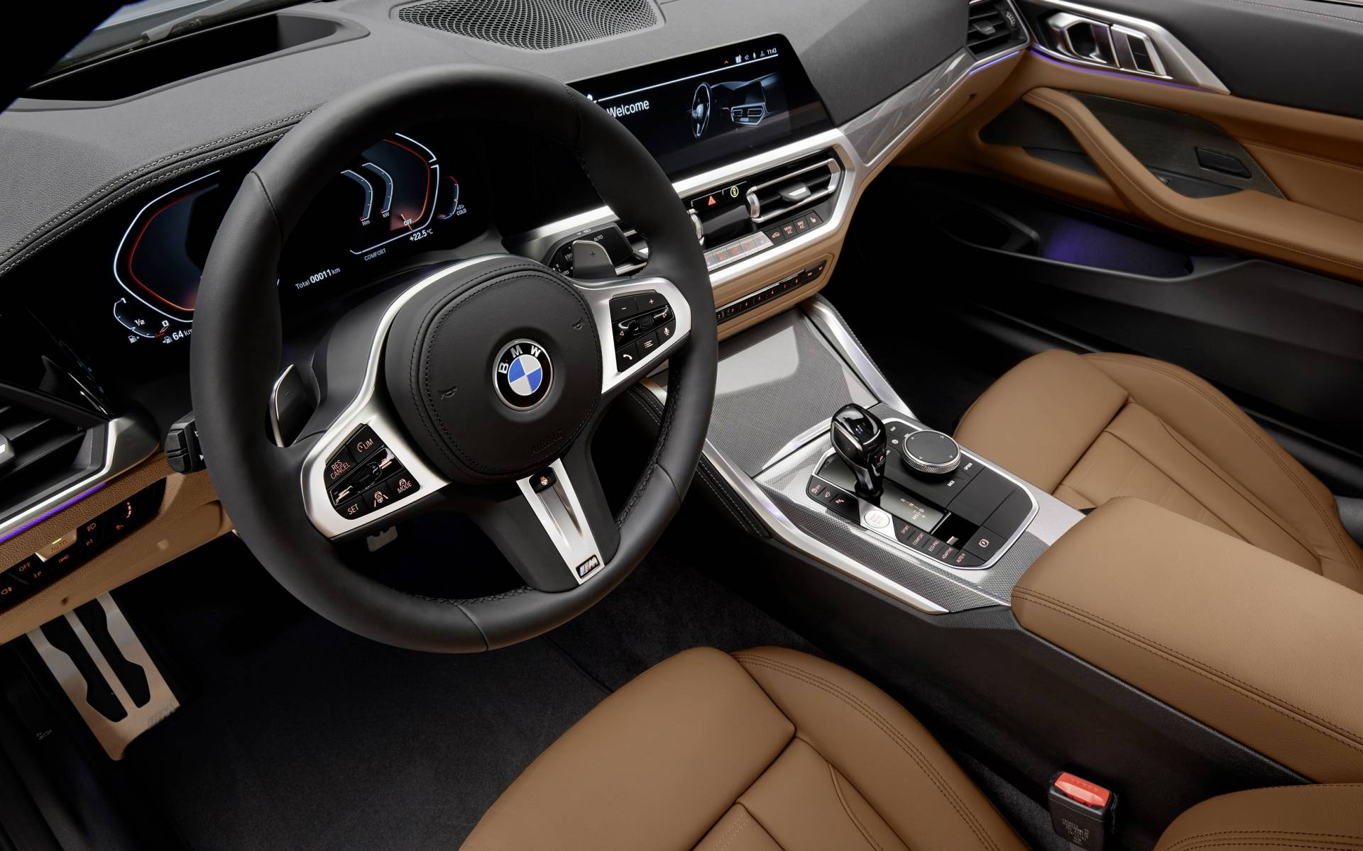 2021 Bmw 4 Series Unveiled With More Power Giant Grille The Car Guide