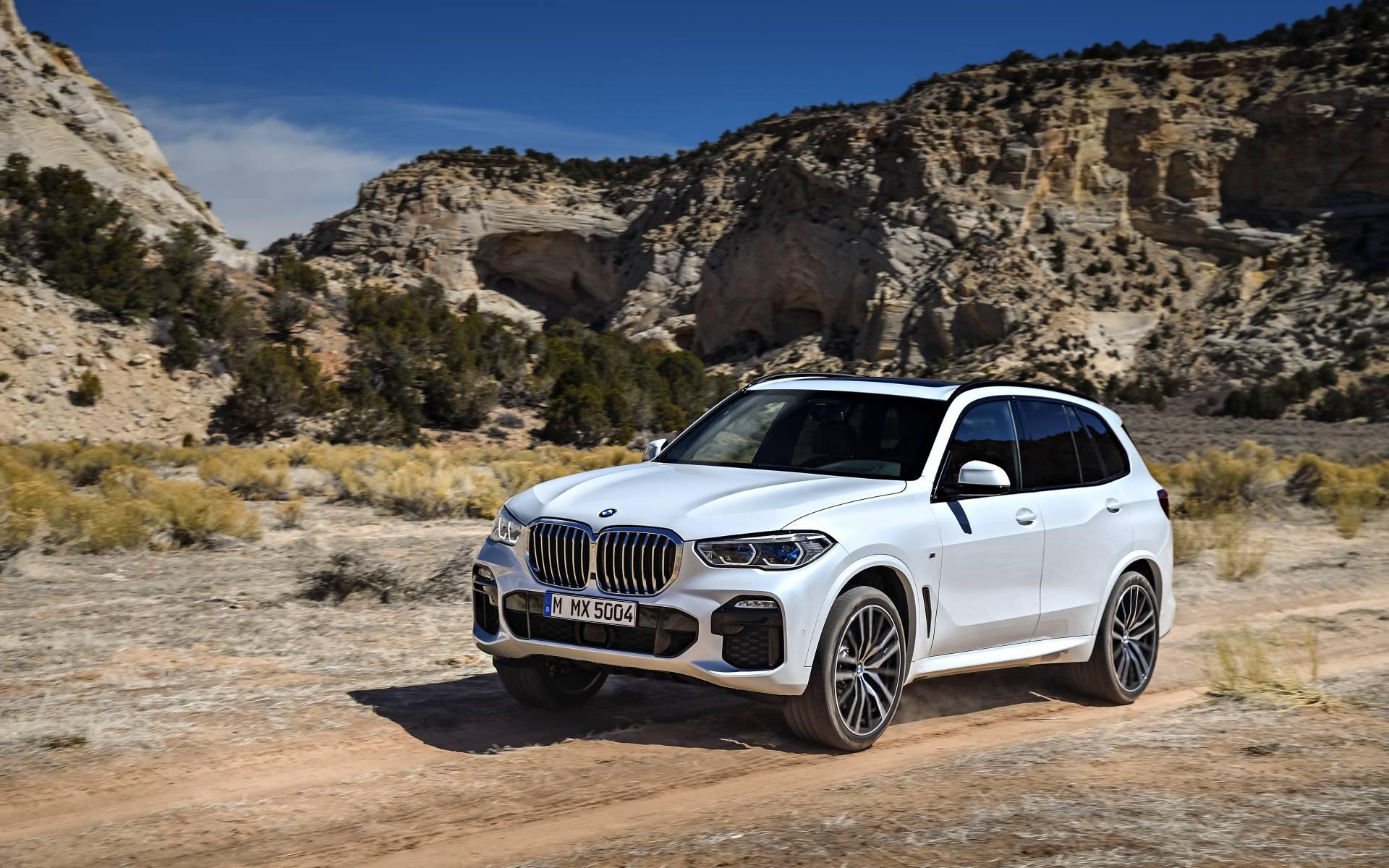 BMW X5 2020 : le minimum suffit - Guide Auto