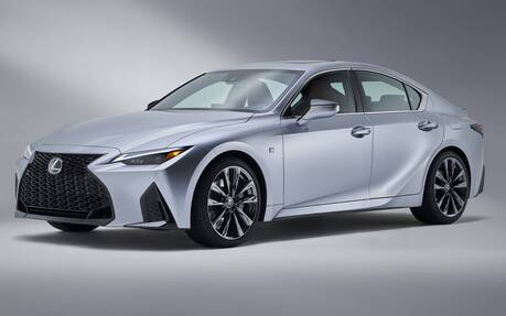 All New 2021 Lexus Is Actually Doesn T Change Much The Car Guide