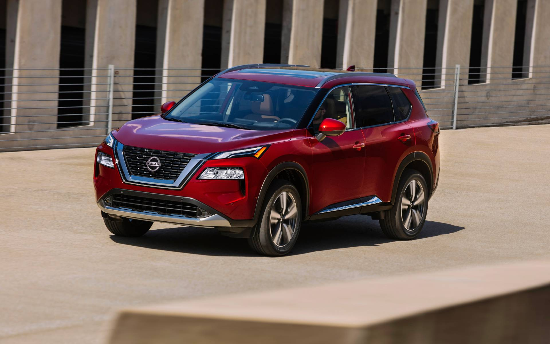 2021 Nissan Rogue Prices
