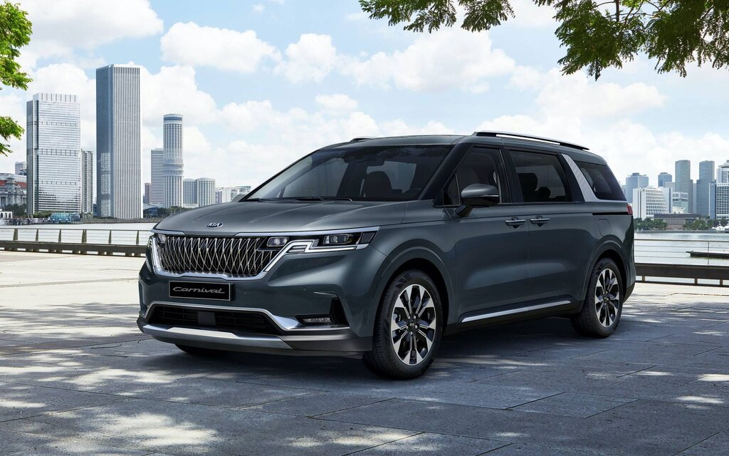 redesigned 2021 kia sedona no longer wants to be called a