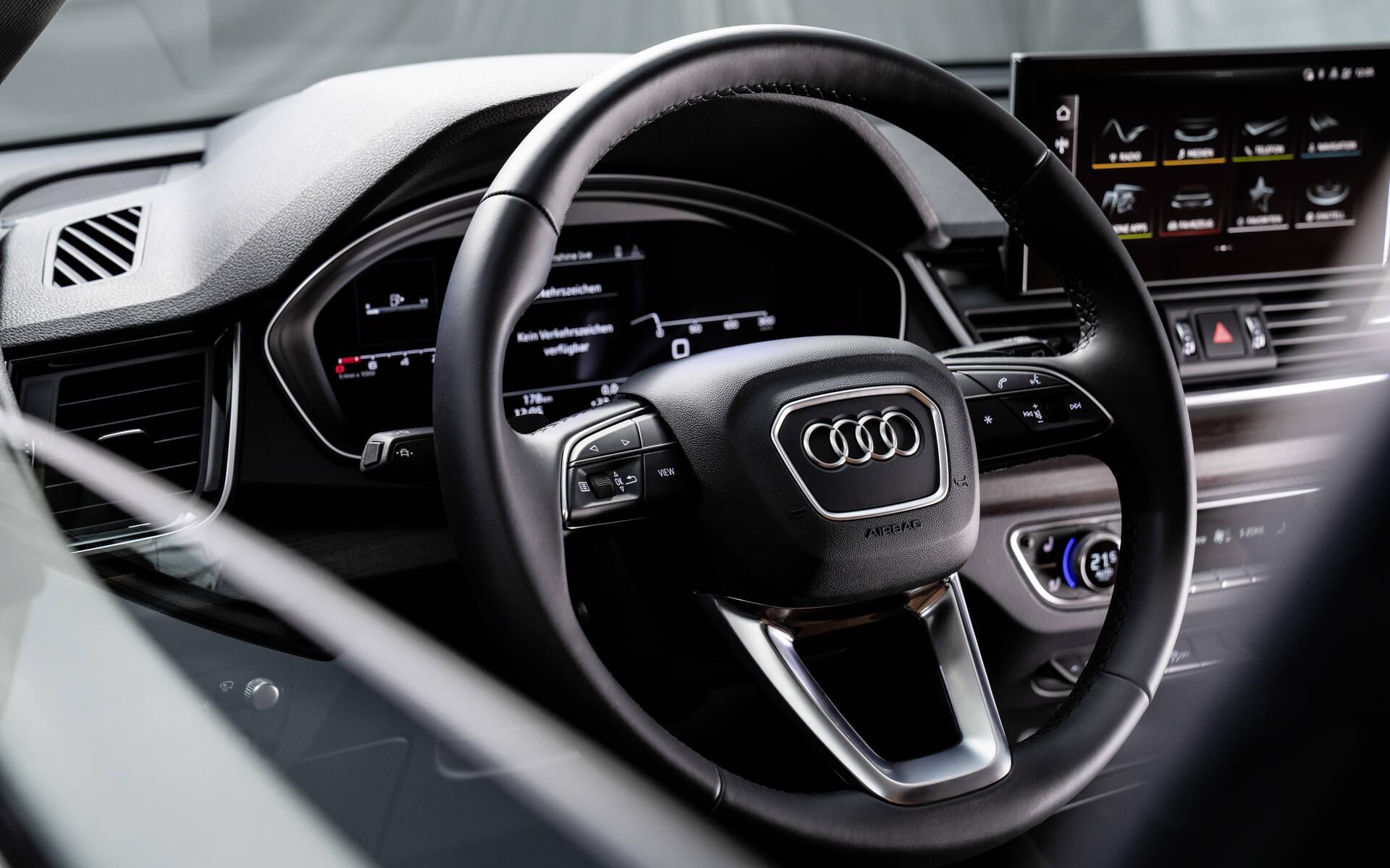 <p>Audi Q5 2021</p>