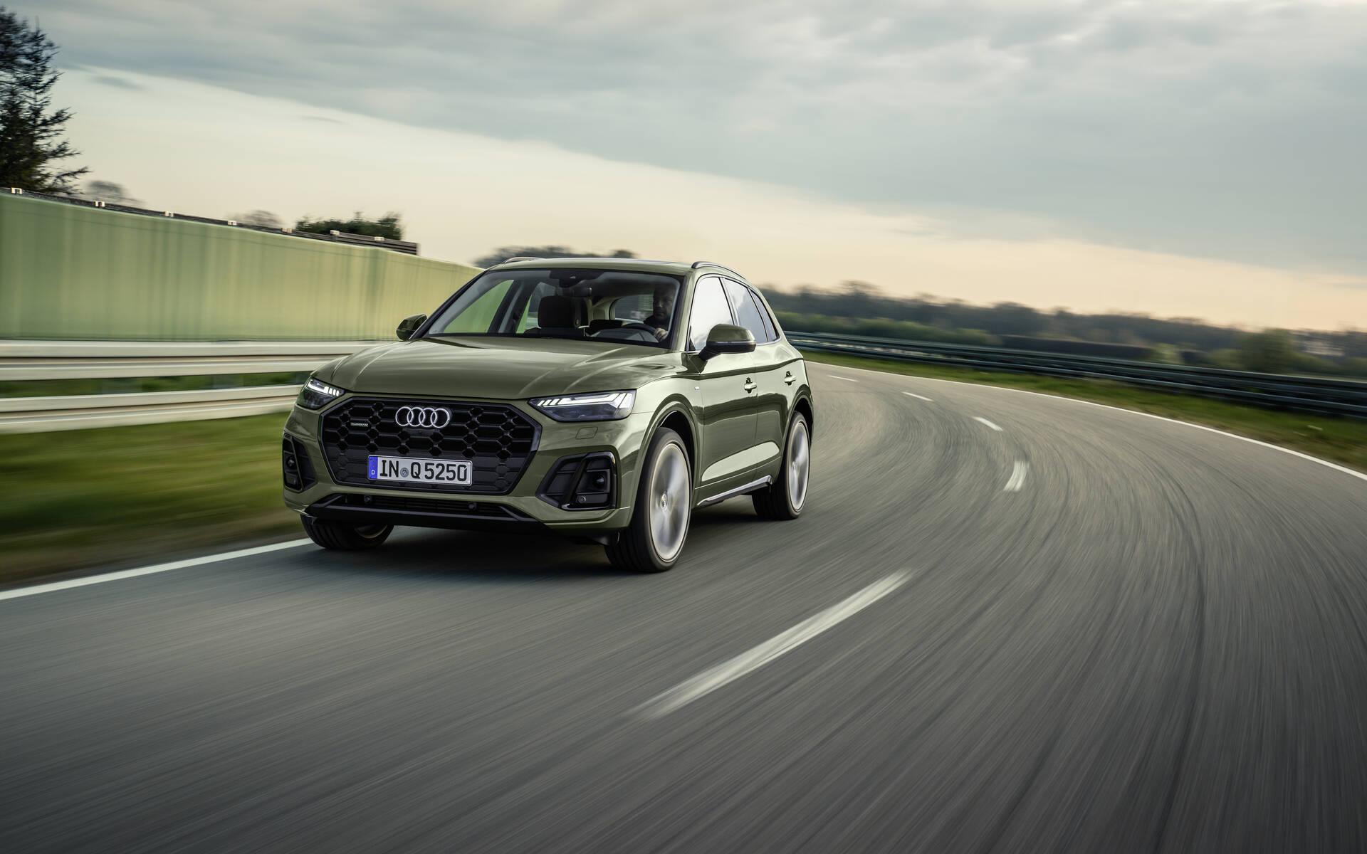 <p>Audi Q5 2020</p>