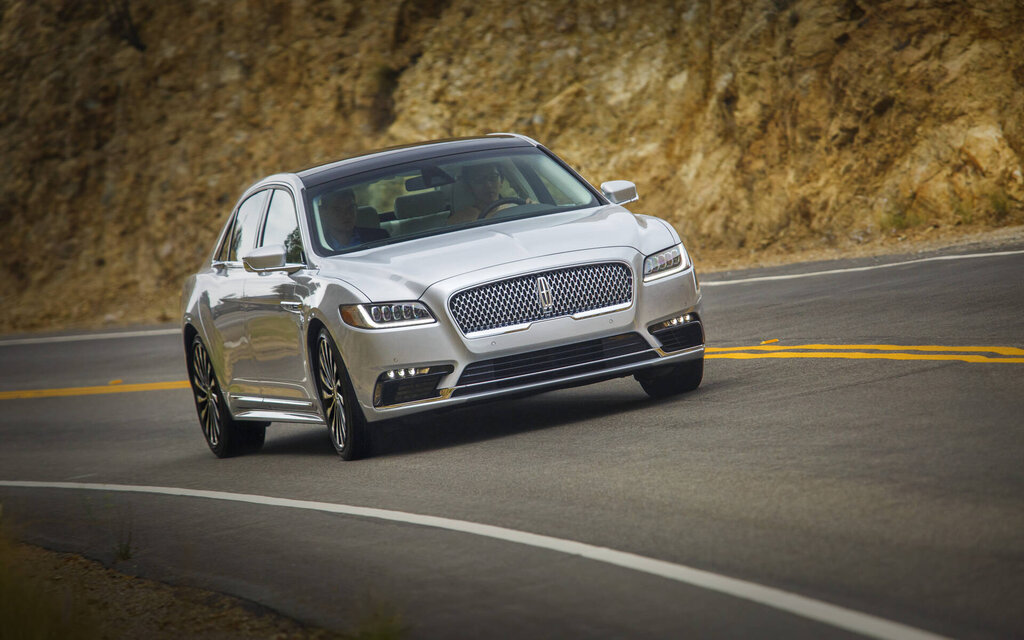 La Lincoln Continental ne reviendra pas en 2021