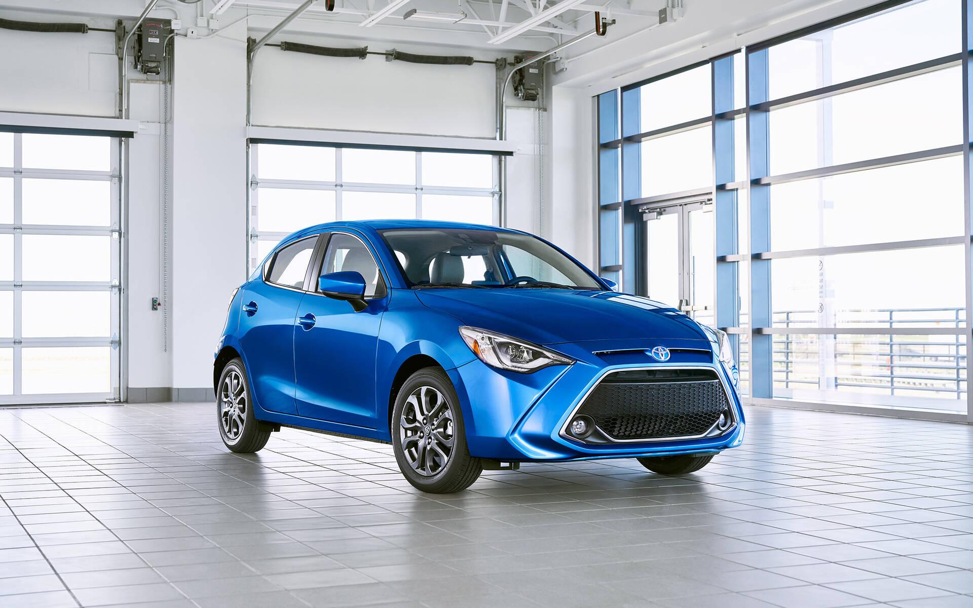 Kekurangan Toyota Yaris Spesifikasi