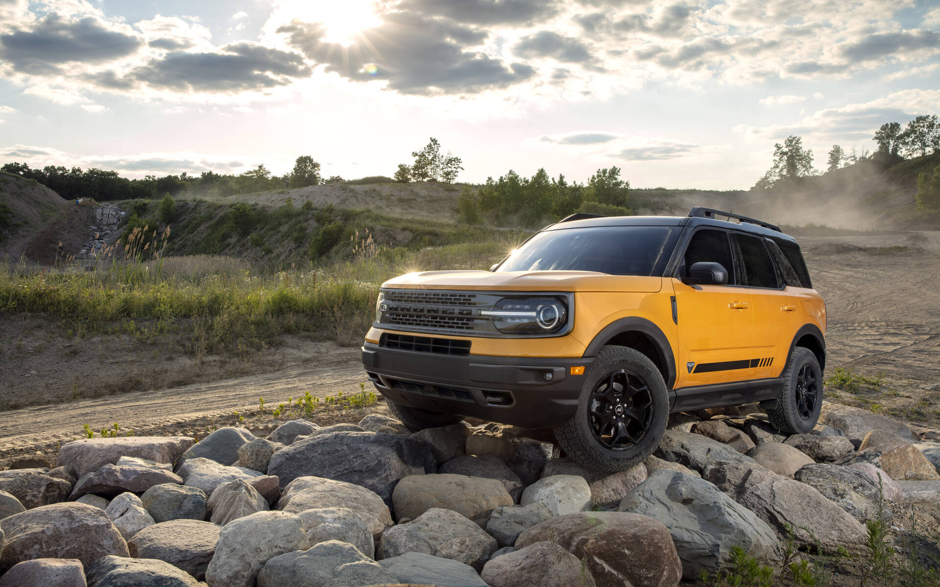 <p>Ford Bronco Sport 2021</p>