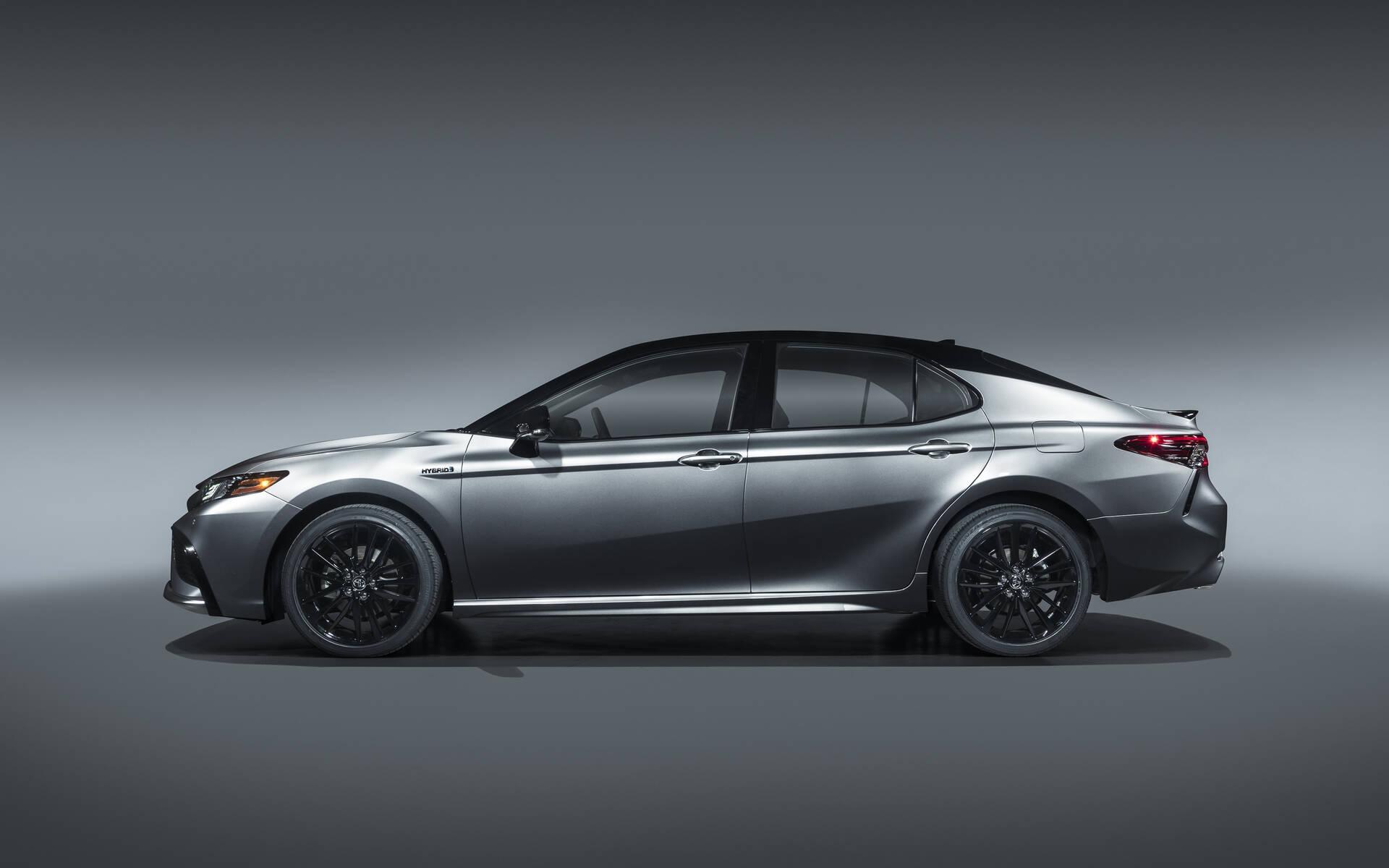 2021 Toyota Camry Se Hybrid Configurations