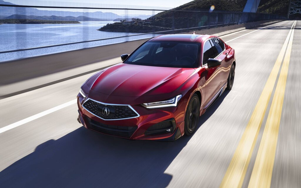 2021 Acura TLX Type S to Deliver Over 350 Horsepower - The ...