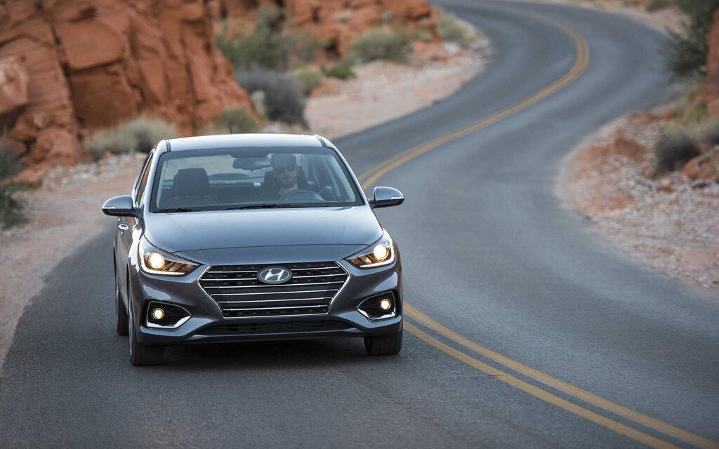 C'est officiellement la fin pour la Hyundai Accent