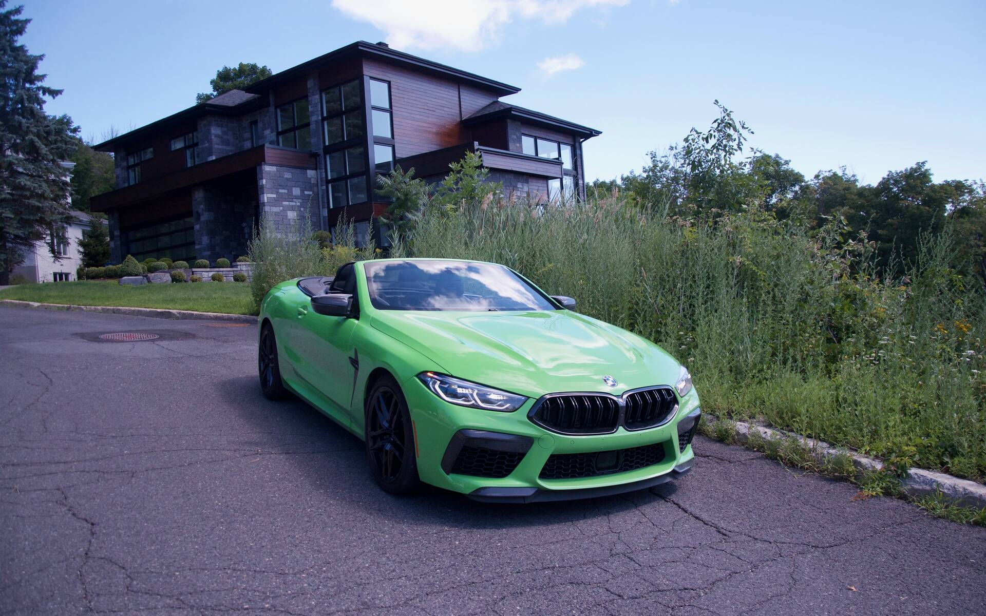 BMW M8 Competition Cabriolet 2020