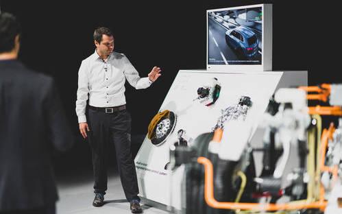 Audi - Un nouvel ordinateur de contrôle central en approche
