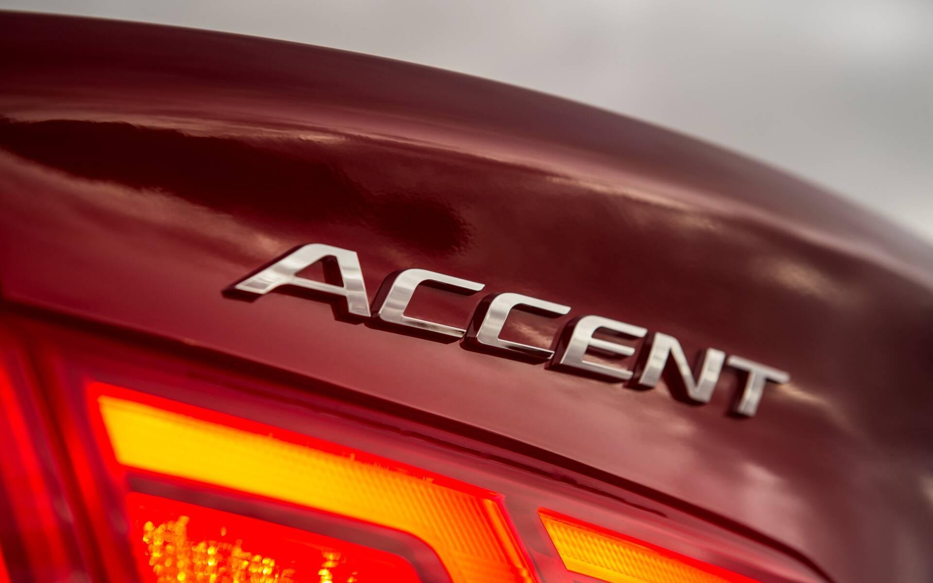 <p>Au revoir, Hyundai Accent!</p>