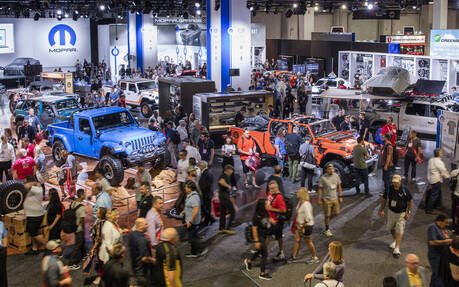 Halloween At Sema 2020 COVID 19: 2020 SEMA Show is Cancelled   The Car Guide