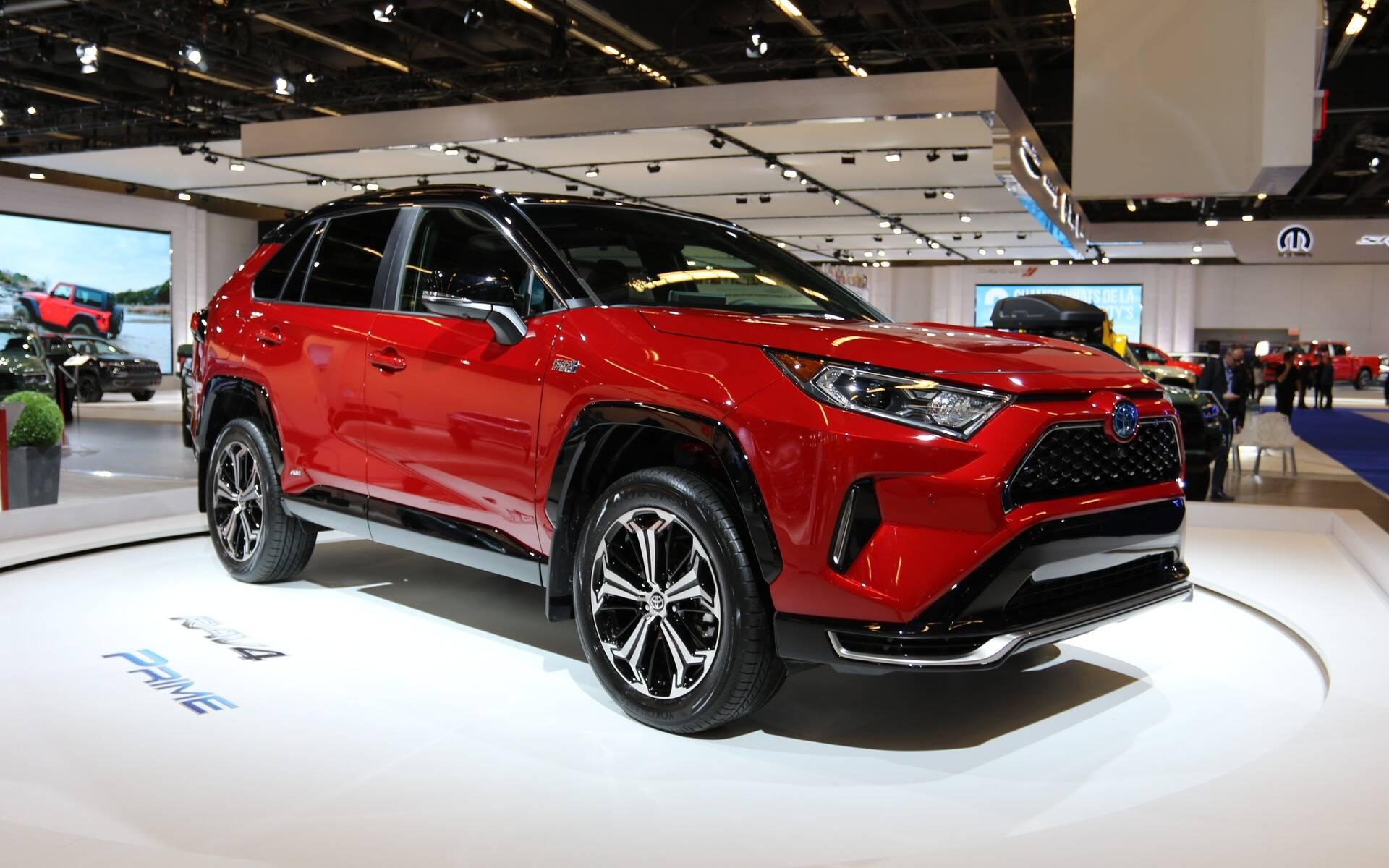 2021 Toyota Rav4 Prime Comes With Big Ev Rebates The Car Guide