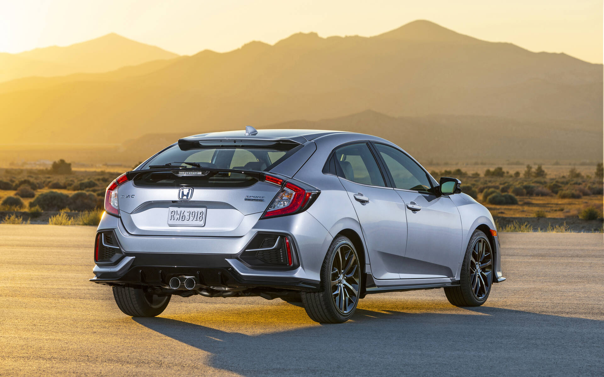 2020 Honda Civic Hatchback The Practical Alternative The Car Guide