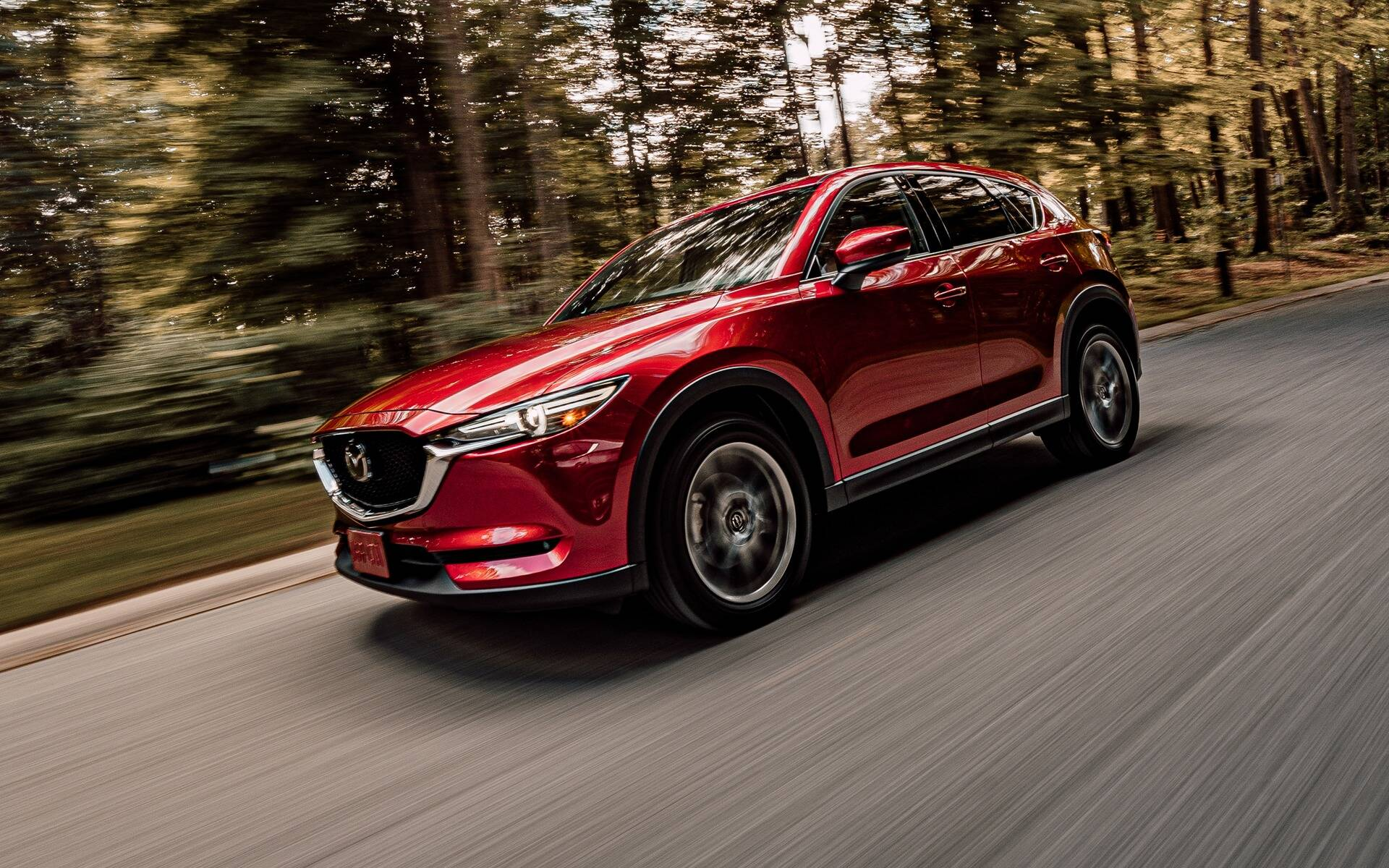 Rumors 2021 Mazda CX-5