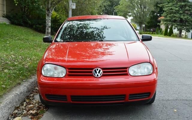 <p>Volkswagen Golf CL 2003</p>