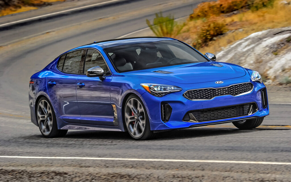 2020 Kia Stinger: To Spice Up Your Life