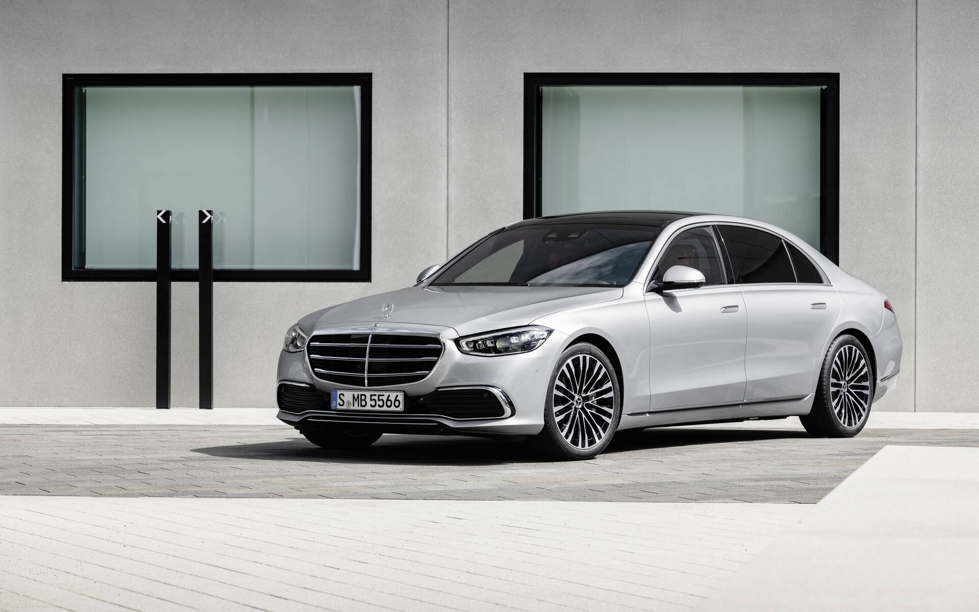Mercedes-Benz Classe S 2022