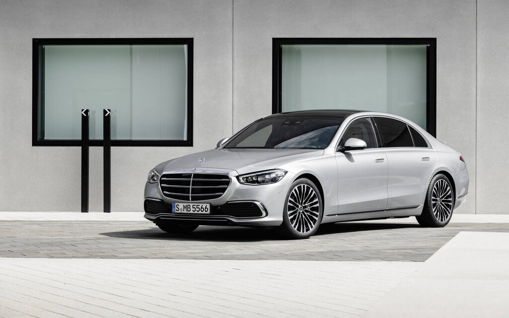 2021 Mercedes-Benz S-Class: luxury in every aspect