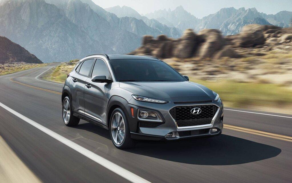 2021 Hyundai Kona: five things to know