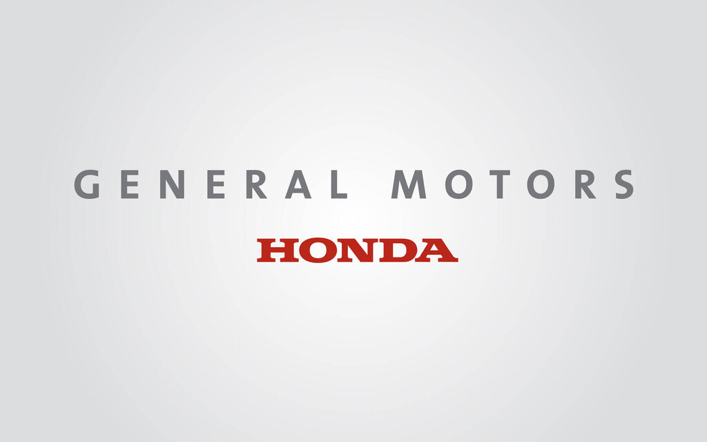 GM and Honda form alliance in North America
