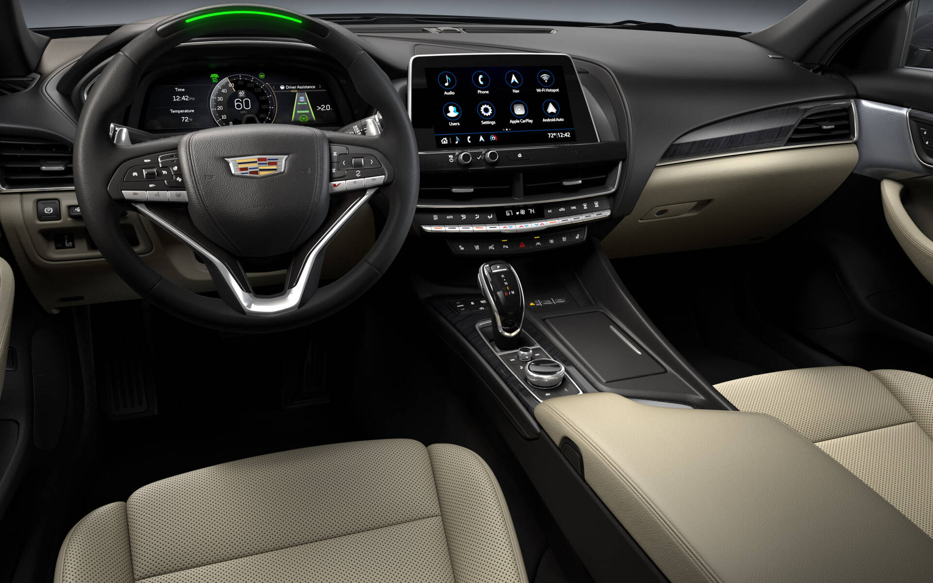 2021 Cadillac CT4 and CT5 Get Techier and More Refined   The Car Guide