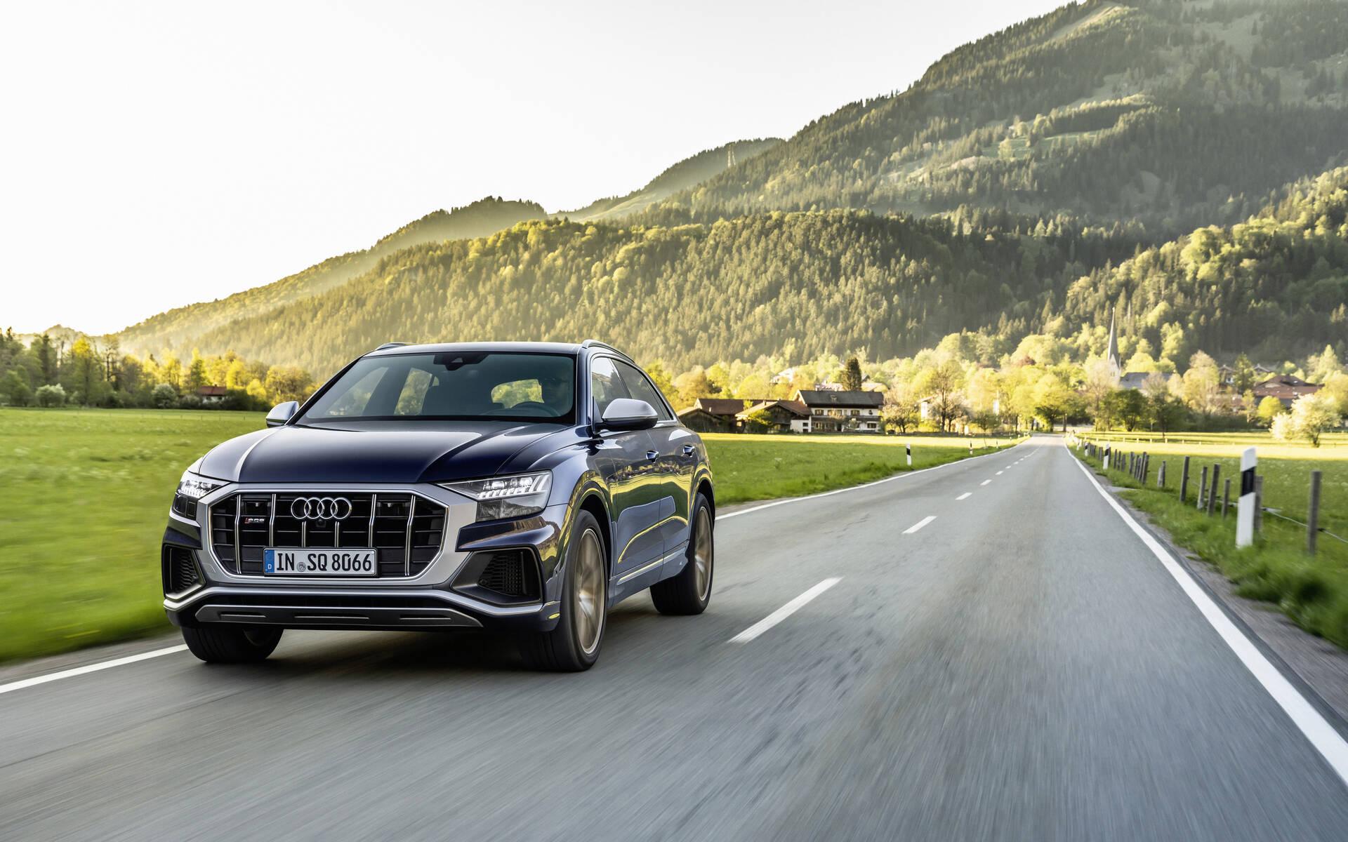 <p>Audi SQ8 2021</p>