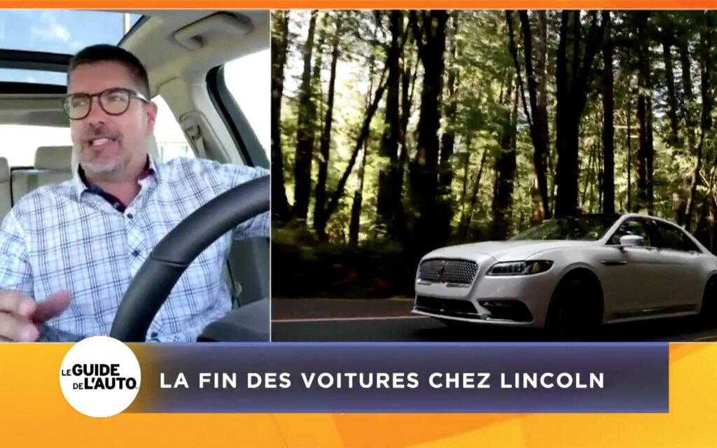 In video: Antoine Joubert pays a final tribute to the Lincoln Continental