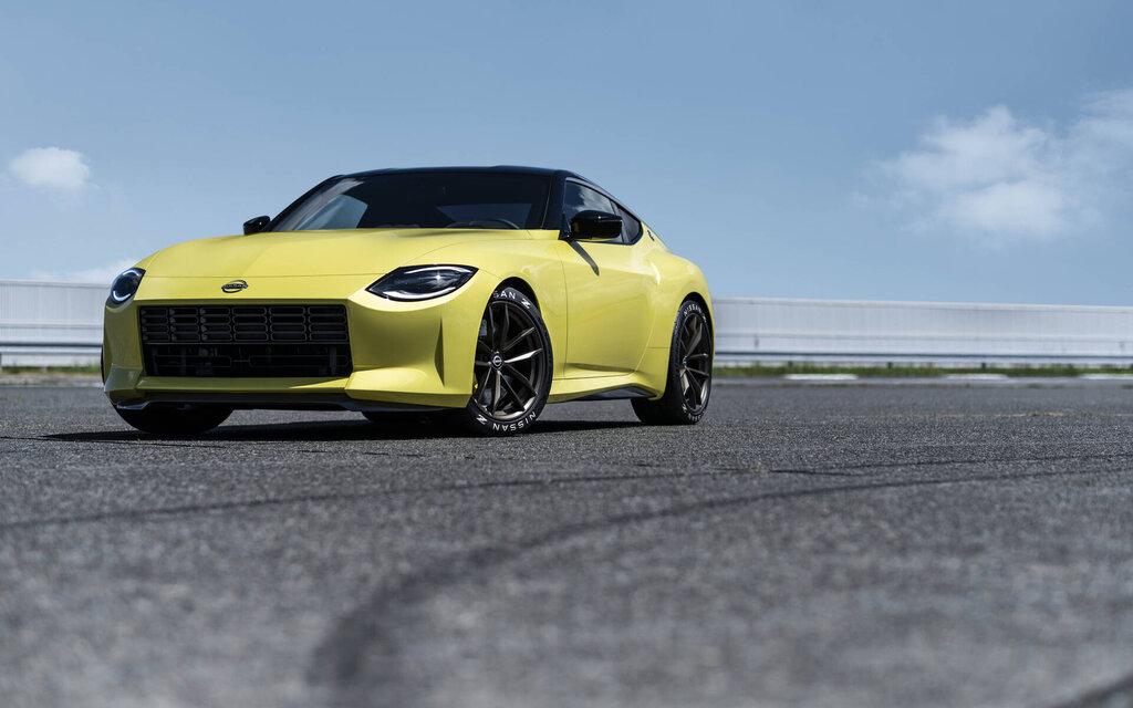Nissan dévoile sa future Z et elle est à couper le souffle