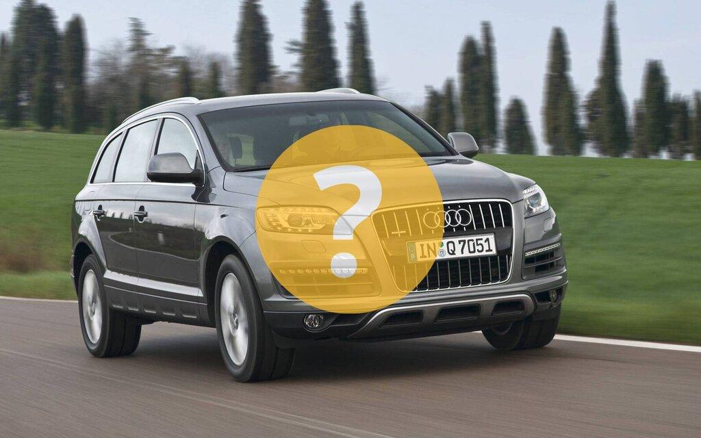 Should I buy an Audi Q7 TDI?