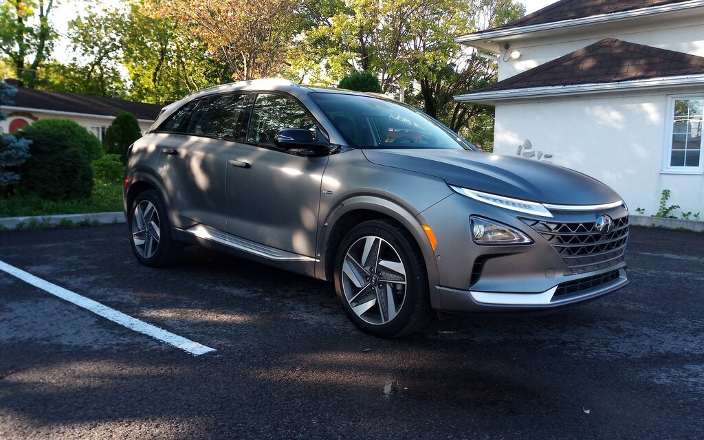 Hyundai Nexo: the disproportionate costs of hydrogen