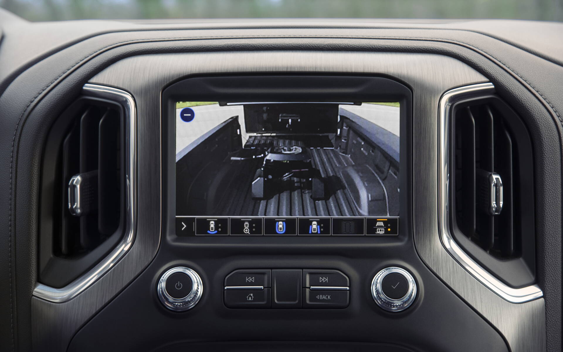 Updated 2021 GMC Sierra Trucks Make Towing Even Easier - 5/11