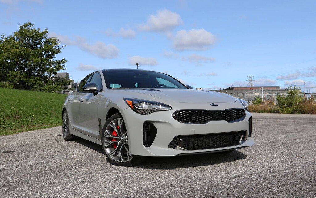 2020 Kia Stinger: unfairly shunned