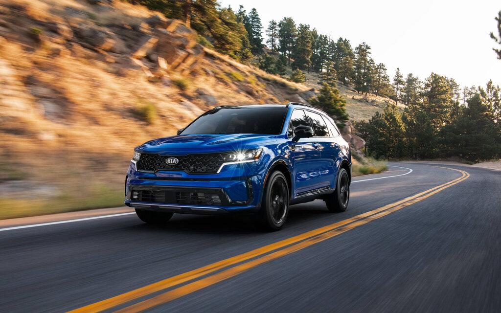 Kia Sorento 2021 : l'hybride arrivera plus tard - Guide Auto